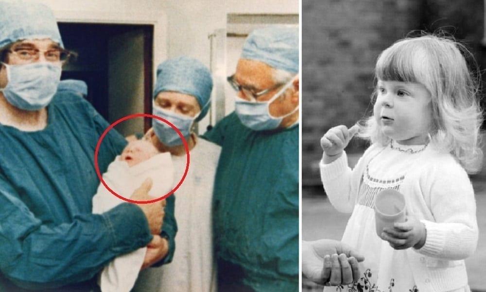 """A inglesa Louise Brown, nascida em 25 de julho de 1978, foi a primeira """"bebê de proveta"""" da história."""