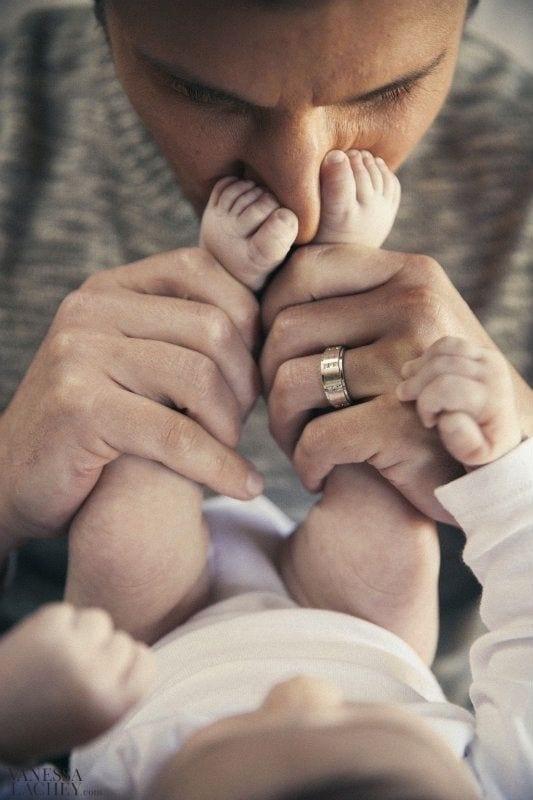 Apoio psicológico é fundamental para uma paternidade plena e feliz.